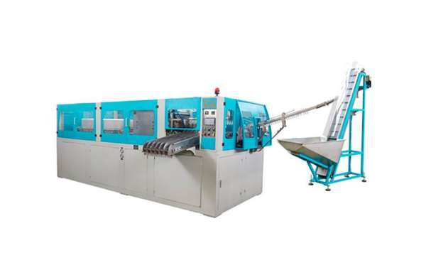 Semi Automatic PET bottle Blowing Machine Features