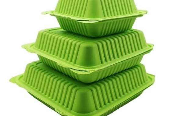 The benefits of biodegradable food packaging